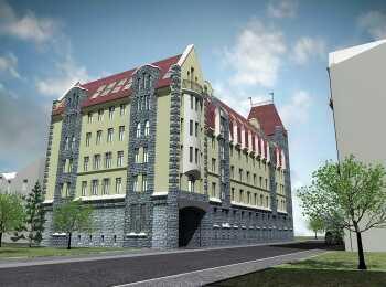 Архитектура средневекового замка
